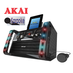 Akai Karaoke System&nbsp;&nbsp;Model#&nbsp;KS213