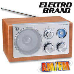 AM/FM Table Radio  Model# 966
