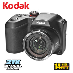 Kodak 14MP/21X Opt Zoom Camera  Model# Z5010BNDLE