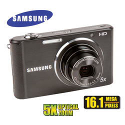 Samsung 16.1MP Digital Camera  Model# ST77