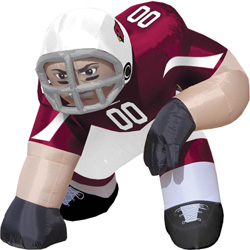 Arizona Cardinals Bubba  Model# 08-4073