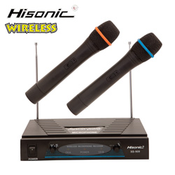 Wireless Microphone Kit&nbsp;&nbsp;Model#&nbsp;HS909