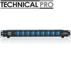 Technical Pro Power Surge With Blue Lites&nbsp;&nbsp;Model#&nbsp;PSB9