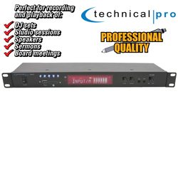 Technical Pro USB/SD Recorder  Model# UREC7