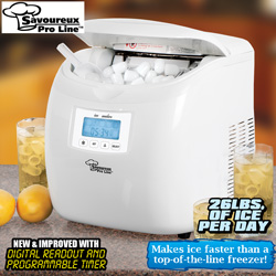 Portable Ice Maker  Model# YT-E-004B