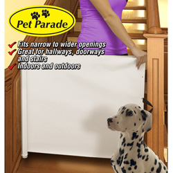 Retractable Pet Gate  Model# JB6073