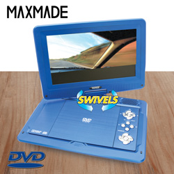 10.1 inch Swivel Screen DVD Player  Model# MDP1008