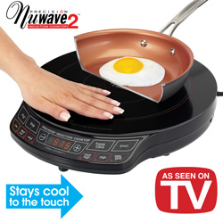 NuWave-2 Induction Cooktop  Model# 7329-2