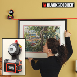Black & Decker Sure Grip Laser Level  Model# BDL100AV