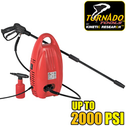 2000PSI High Pressure Washer  Model# 21000 ABWVC65