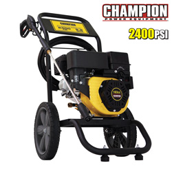 Champion 2400PSI Pressure Washer&nbsp;&nbsp;Model#&nbsp;75502