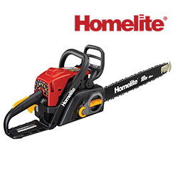 Homelite 18 Inch Chain Saw  Model# ZR10580