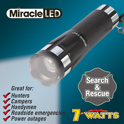 7-Watt Tactical Flashlight  Model# 605179
