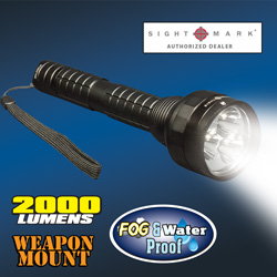 2000 Lumen Tactical Flashlight  Model# 986338