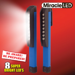 LED Pocket Trouble Lights (2Pack)  Model# 605189
