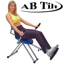 Ab Tilt Excercise Machine  Model# ABTILT 11290