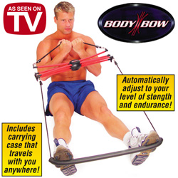 Body Bow Fitness Trainer&nbsp;&nbsp;Model#&nbsp;BW001