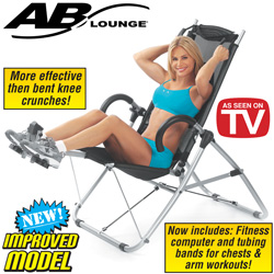 Ab Lounge XL Pro  Model# 15900-6