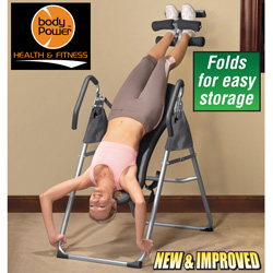 Body Power Inversion Table  Model# IT8020