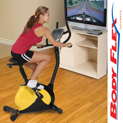 Body Flex Interactive Exercise Bike  Model# BGB290