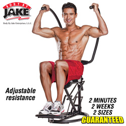 The Solution from Body By Jake  Model# THE SOLUTION
