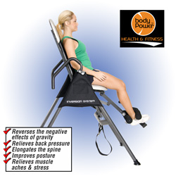 Chair Style Gravity Inversion System  Model# IT7200