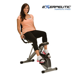 Folding Recumbent Bike&nbsp;&nbsp;Model#&nbsp;400XL