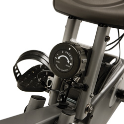 Folding Recumbent Bike  Model# 400XL