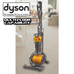 Dyson Multi-Floor Ball Vac  Model# DC25  MULTI-FLOOR
