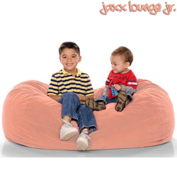 Jaxx Lounger Jr. - Bubblegum&nbsp;&nbsp;Model#&nbsp;353