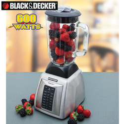 Black & Decker Blender with Mixer Station
