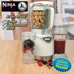Ninja System Pulse Blender&nbsp;&nbsp;Model#&nbsp;BL204