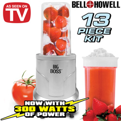 Bell And Howell Big Boss Multi-Blender  Model# 8297