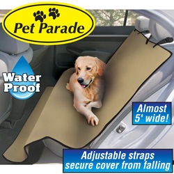 Waterproof Pet Seat Cover  Model# JB5931