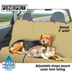 Pet Seat Cover  Model# NV-00865
