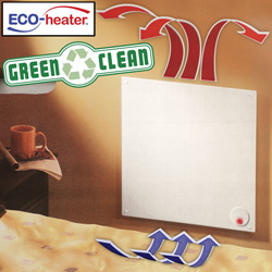 Eco-Heater&nbsp;&nbsp;Model#&nbsp;0602