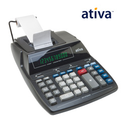 Ativa Printing Calculator  Model# AT-P3000