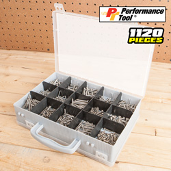 1120 Piece Screw Set  Model# W5355