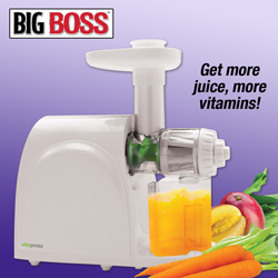 Big Boss VitaPress Juicer  Model# 8820