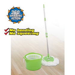 3-Pc. Spin & Mop Set  Model# 6449