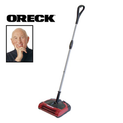 Oreck Cordless Electric Sweeper  Model# PR9100NM-R