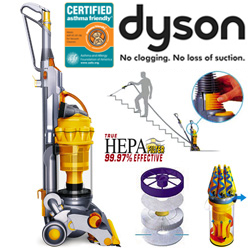 Dyson All Floor Vacuum&nbsp;&nbsp;Model#&nbsp;DC14