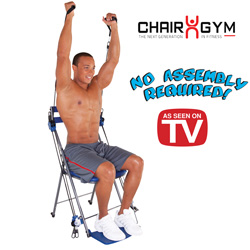 Chair Gym Workout Station  Model# 8875