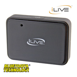 iLive Bluetooth Receiver/Adapter  Model# IAB53B