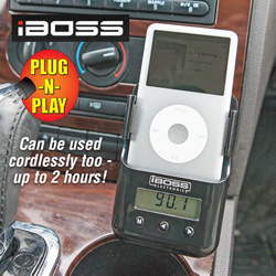 Wireless FM Transmitter  Model# 2188