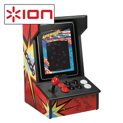 iCADE - Arcade Cabinet for iPad  Model# iCG02