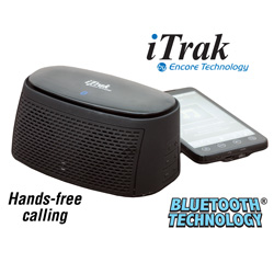 iTrak Portable Wireless Bluetooth Speaker  Model# BT111GB
