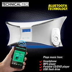 Bluetooth Loudspeaker&nbsp;&nbsp;Model#&nbsp;BLUET7