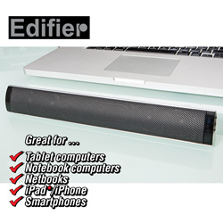 Edifier Sound-To-Go Micro Speaker&nbsp;&nbsp;Model#&nbsp;MP250