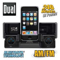 Dual In-Dash AM/FM/iPod Dock  Model# XML8110